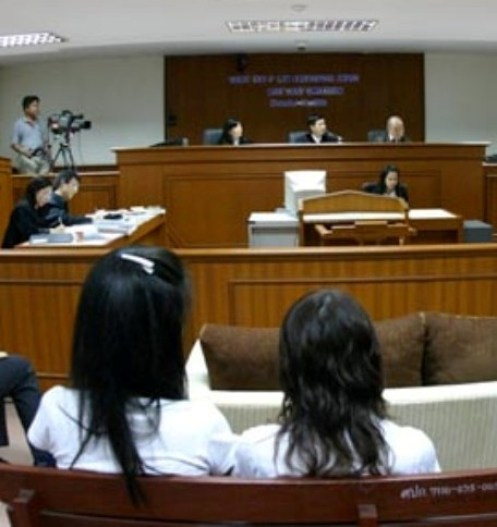 The Pattaya court would be a pilot project. It is expected to take up speedboat services, which is one of the serious issues corroding the country's tourism image. It's also related to criminal cases