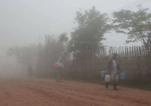 In what is bad news for the 130,000 refugees living on the Thai Burma border, the Thailand's Meteorological Department has forecast that the country's cold weather is to continue into late January