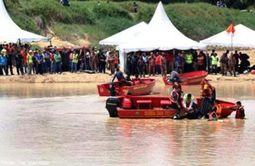 Three bodies were retrieved on Friday while the remaining five were pulled out late Saturday, he added.