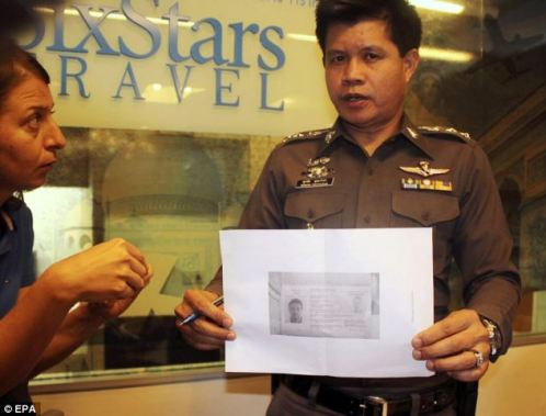 """Thai police said Sunday they were investigating a """"passport ring"""" as details emerged of bookings made in Thailand with stolen European passports for the vanished Malaysia Airlines flight."""