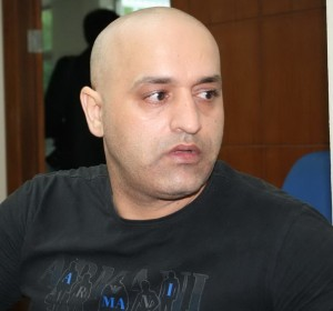 Parknejed Seyed Ramin is said to be part of an Iranian forgery ring