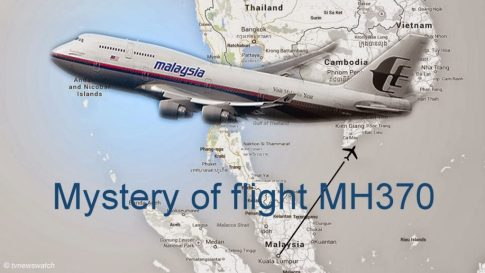 The New York pilot informed his hometown news channel WIVB that the MH370 was lying underneath the Indian Ocean, off the northeast coast of Malaysia, which is west of Songkhla in Thailand.