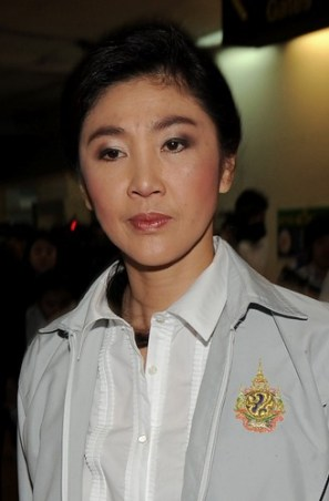 Prime Minister Yingluck Shinawatra met with the National Anti-Corruption Commission