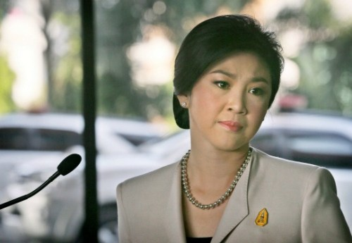 The constitutional Court found Prime Minister Yingluck Shinawatra guilty of abusing her power