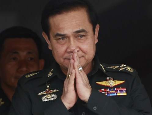 Prime Minister General Prayuth Chan-ocha today offered an apology