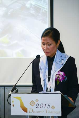 Thai Tourism Minister Assures Tourist Safety at World Travel Mart in London