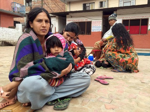 UNICEF Say's One Million Children Need Help in Nepal after Quake