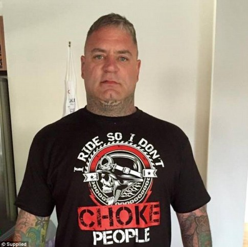 Immigration Minister Peter Dutton made the decision not to allow Bandidos bikie member back in Australia Read more: http://www.dailymail.co.uk/news/article-3086494/The-Bangkok-bikie-Bandido-chief-stranded-Thailand-government-cancels-visa.html#ixzz3aaUXc9O6 Follow us: @MailOnline on Twitter | DailyMail on Facebook