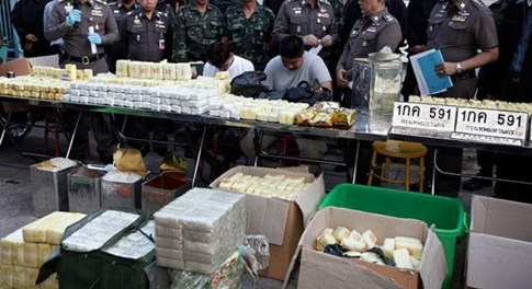 Chiang Rai Drug Dealers have Bt 80,000,000 in Assests Seized