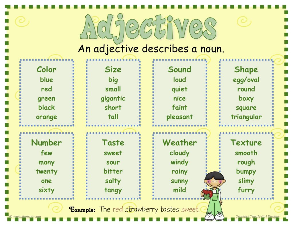 Jen S English Tip S Adjectives Used As Nouns Chiang