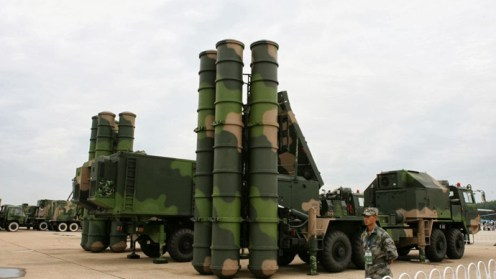 Taiwan's Defense Ministry, in a statement, confirmed on Wednesday that China had placed antiaircraft missiles on the island.