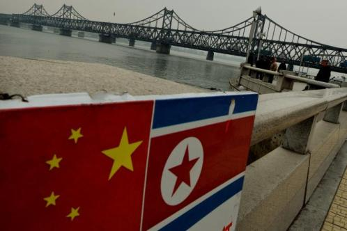 China buys an estimated two-thirds of impoverished North Korea's exports