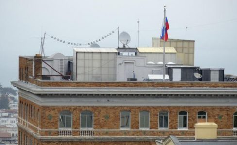 The United States Retaliates Against Russia Closing Consulate in San Francisco and Offices in Washington and New York