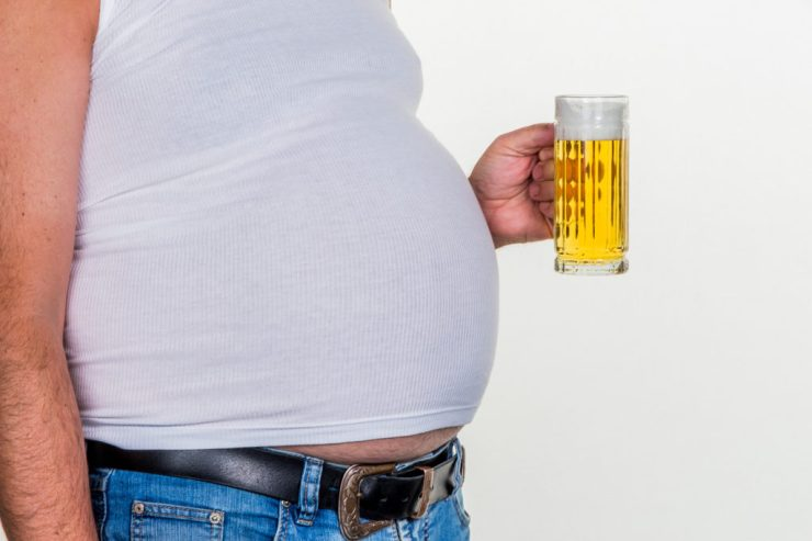 Life Expectancy in UK and Europe Being Undermined by Obesity