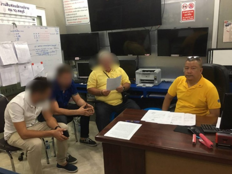 Russian Arrested After Threatening to Blow Up Honorary Consular Office in Chonburi, Thailand