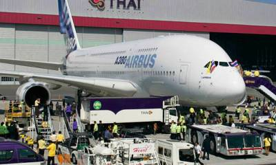 Thai Airways Set to Receive the First of Six A380s