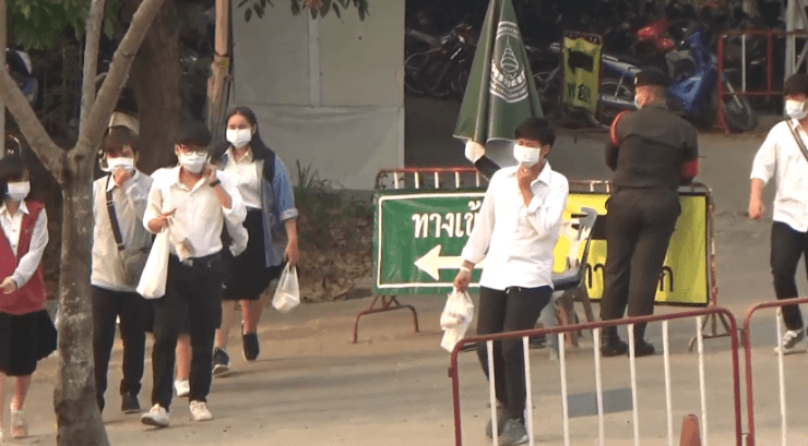 Residents Warned to Stay Inside as Toxic Smog Blankets Northern Thailand