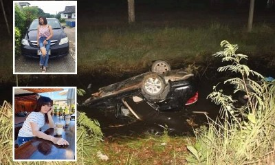 Eight Foreigners and Two Thais Injured after Passenger Van Crashes in Krabi, Thailand