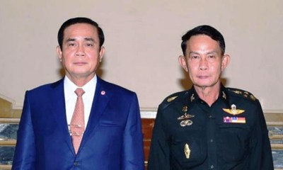 Thai Junta Tells Western Envoys Told Not to Interfere in Thailand's Internal Affairs
