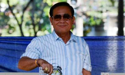 """Thailand's """"Undemocratic"""" Democrat Party Joins Pro-Regime Alliance, Claims of Cobra Offers"""