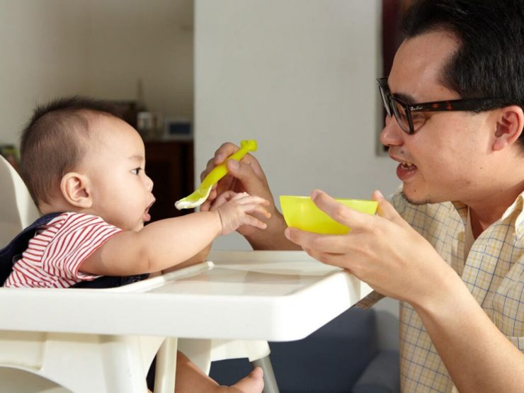 WHO Study Finds Commercial Baby Food Laced with Sugar