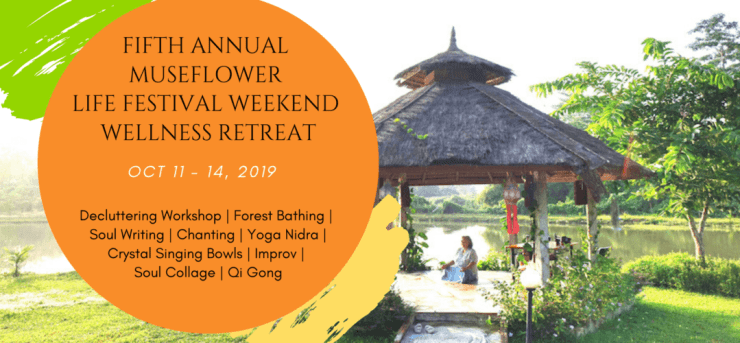 Museflower Life Festival Brings Wellness Learning to Chiang Rai
