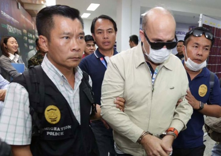 How the World's Leading Passport Forger was Caught in Thailand