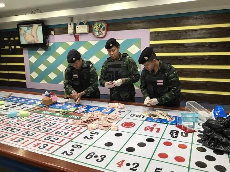 Chinese Craze for Gambling Sparks Crackdowns in Thailand and a Boom in Philippines