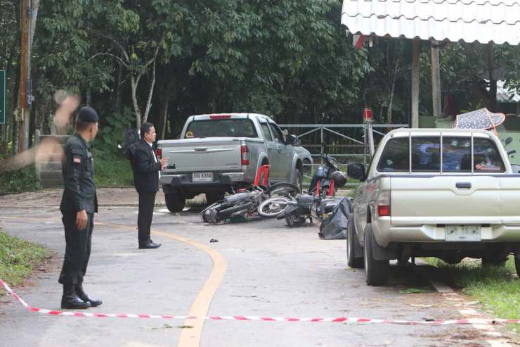15 Killed in Southern Thailand