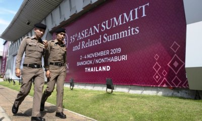 Strict and Orderly Singapore Prepares for Trump-Kim Summit Press Chaos