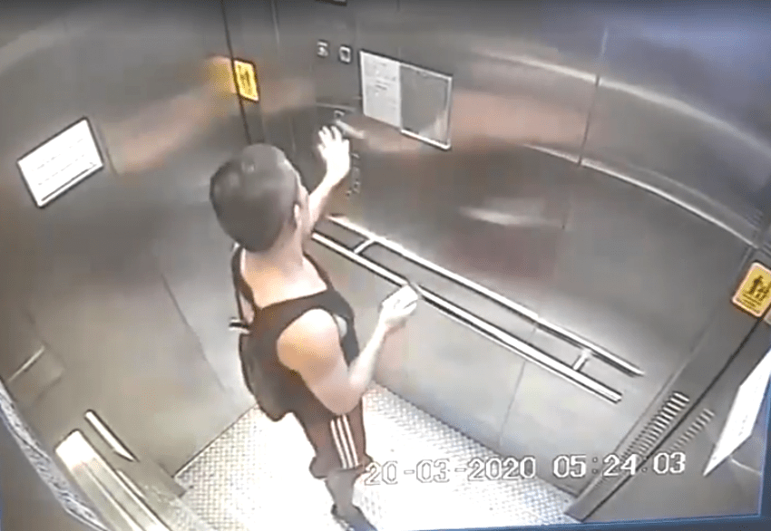 Chinese Woman Arrested for Spitting Spree on Thai Transit