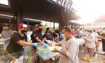 Free thai food pattaya