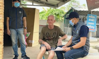 Australian man Arrested, australian open Thailand