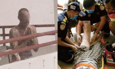 Briton, Arrested, Bangkok, Thailand