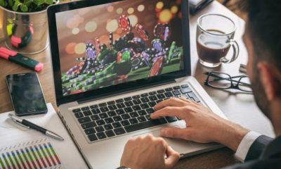 Online Casino gameplay