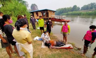 Rescue Workers Find Bodies of Missing Teenage Girls in River