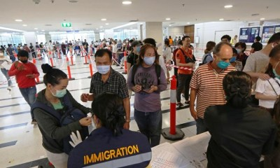 Thai Government Visas extended, relief measures approved