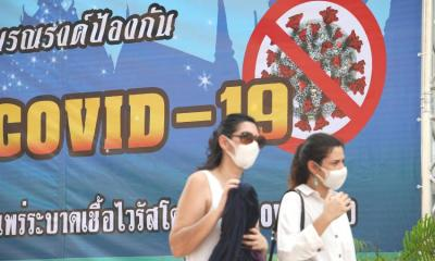 Thai Government Covid-19 Coronavirus Lockdown