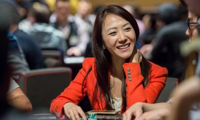 female poker players