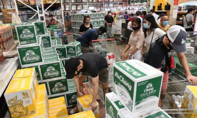 Thailand, Alcohol ban lifted,