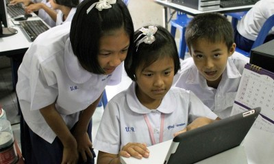 online teaching and learning system Thailand