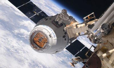 NASA, SpaceX Dragon, Space Station