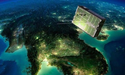 security satellite, Thailand, Air force