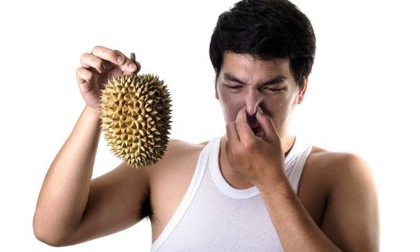 durian fruit, odor, Thailand