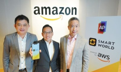 ASEAN, Amazon Web Services, AWS