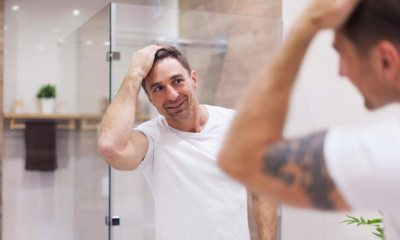 Minoxidil, effects, hair loss