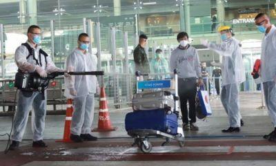 Thai returnees, Covid-19 coronavirus, Thailand