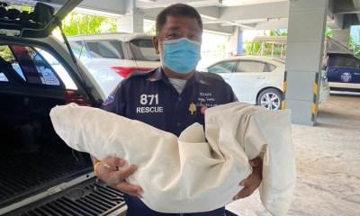 Police, Pattaya, Russian Woman