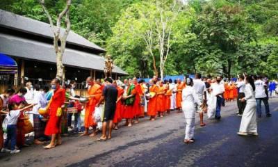 Chiang Rai, Wild Boars, Tham Luang cave rescue