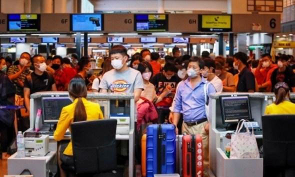 travel, bubble, thailand, tourism, coronavirus